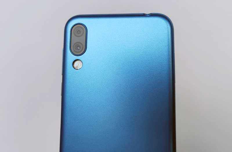 Elephone A6 Min камеры