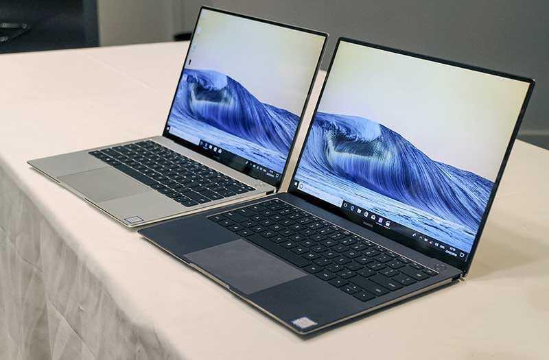 Тест Huawei MateBook 14