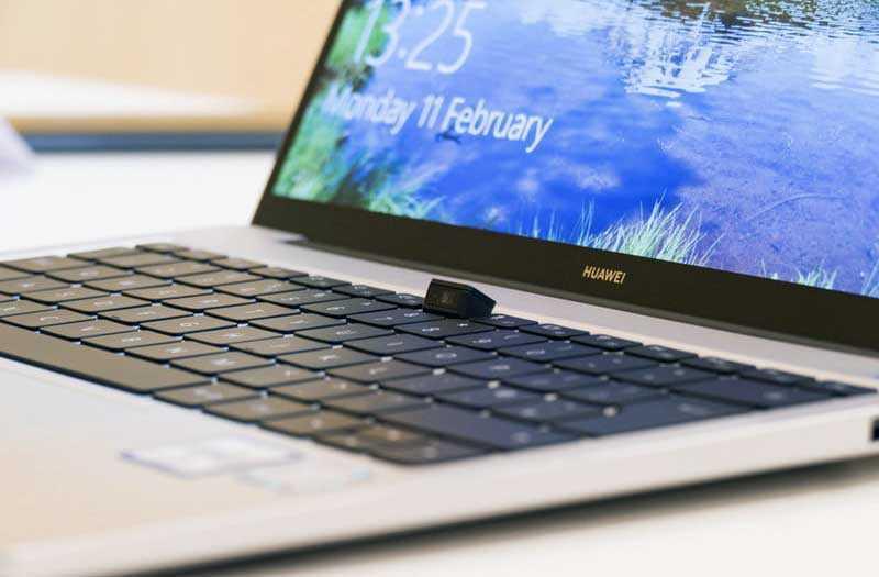 Дизайн Huawei MateBook 14