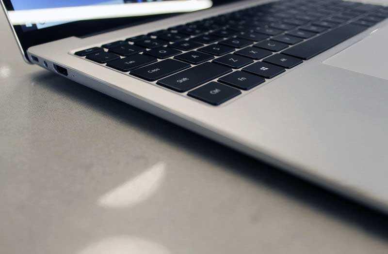 Huawei MateBook 14 производительность