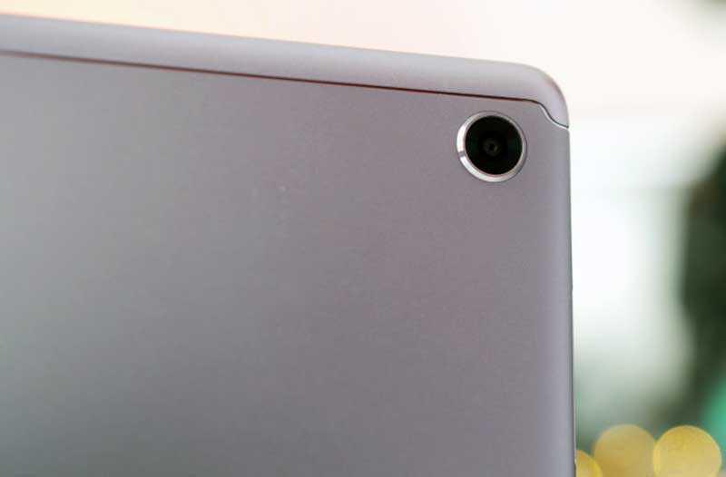 Huawei MediaPad M5 Lite камера