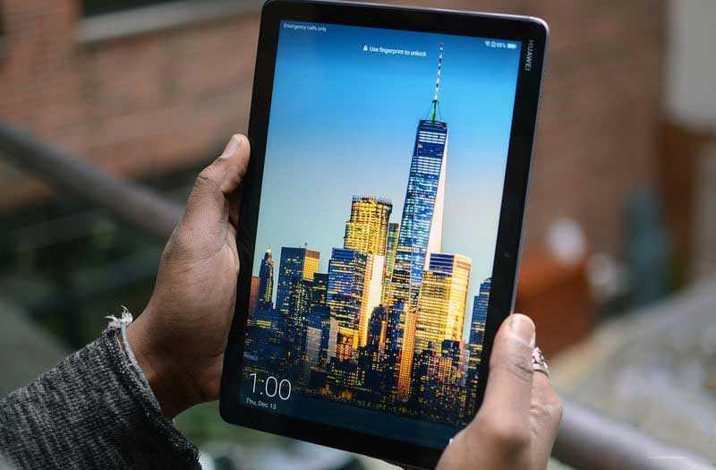 Характеристики Huawei MediaPad M5 Lite