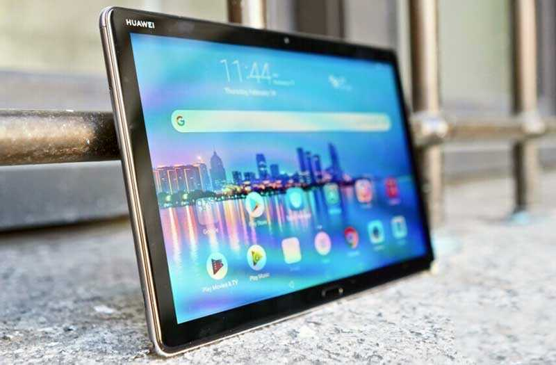 Huawei MediaPad M5 Lite производительность