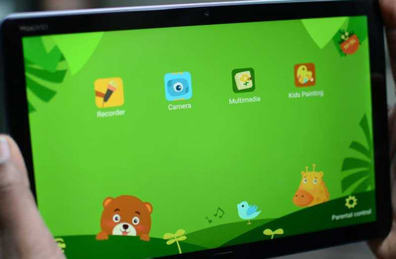 Huawei MediaPad M5 Lite ПО