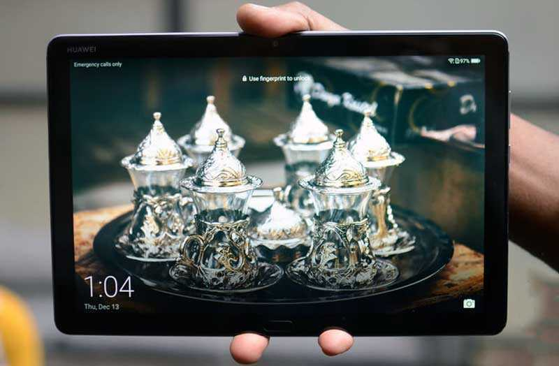 Обзор Huawei MediaPad M5 Lite: конкурент iPad — Отзывы TehnObzor