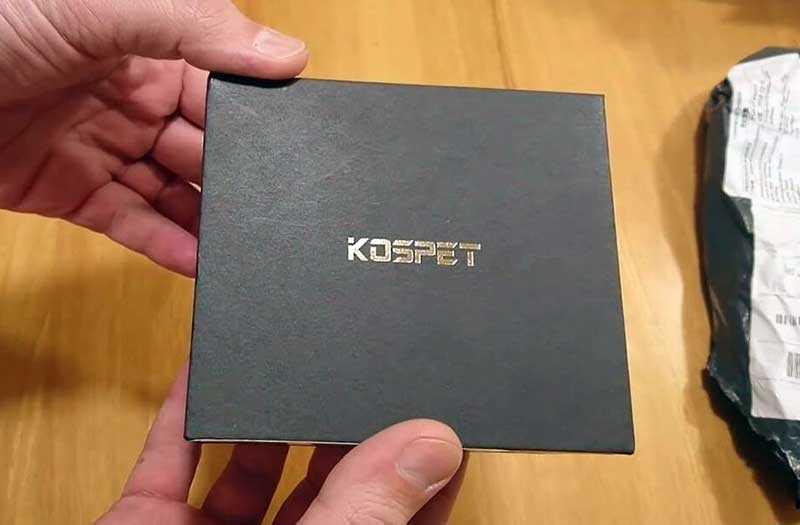Kospet Hope из коробки
