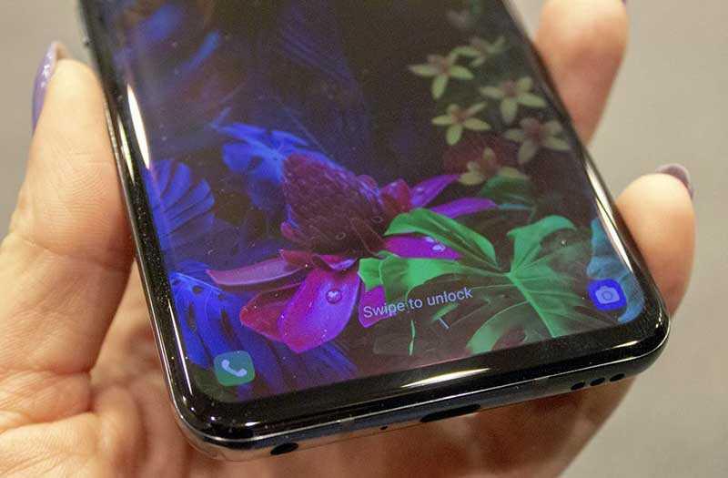 LG G8 ThinQ производительность