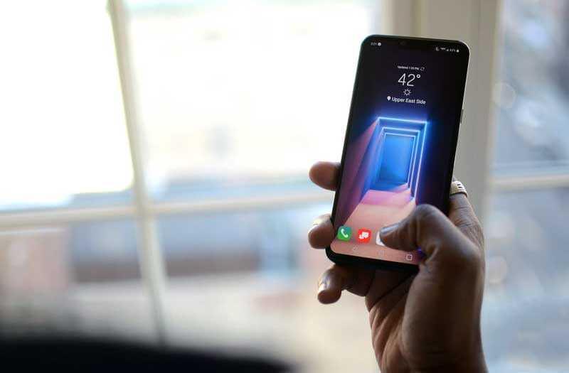 LG G8 ThinQ отзывы