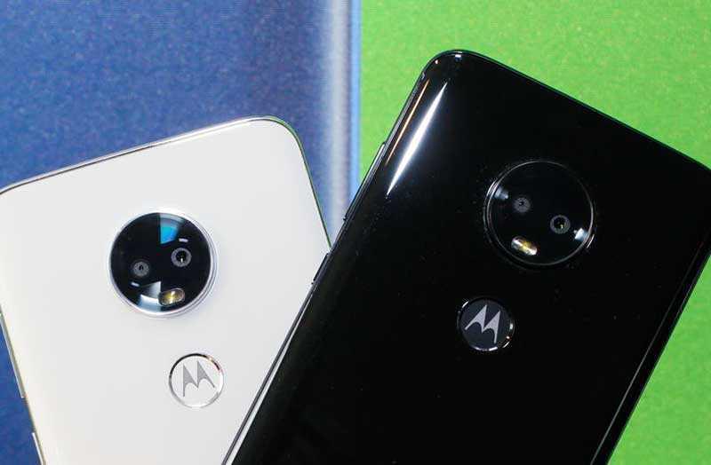 Moto G7 камеры
