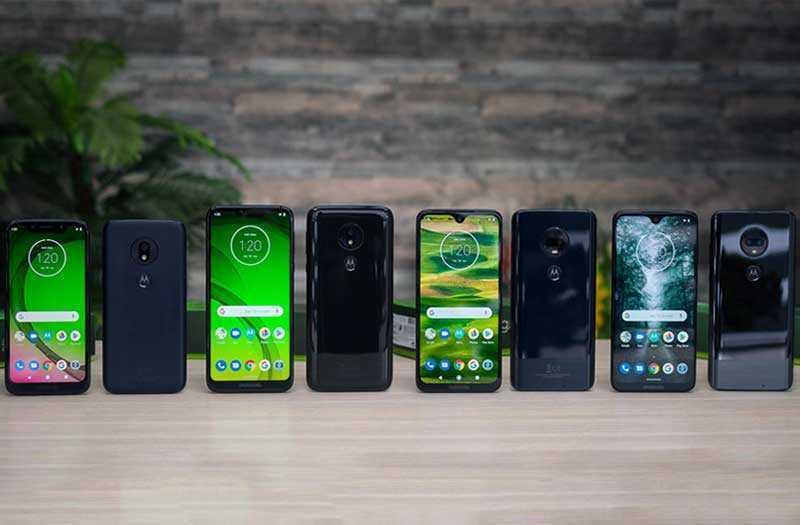 Сравнение Moto G7, G7 Plus, G7 Power и G7 Play — Отзывы TehnObzor