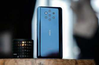 Обзор Nokia 9 PureView