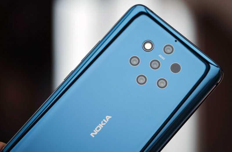 Nokia 9 PureView отзывы