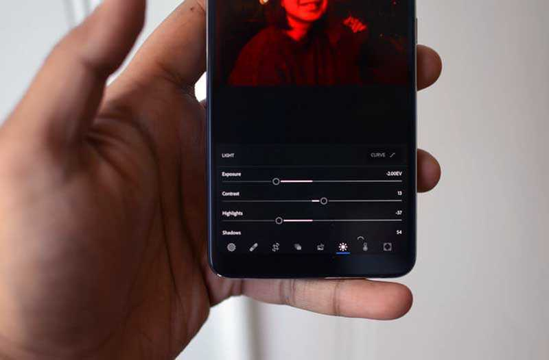 Nokia 9 PureView пост обработка снимков