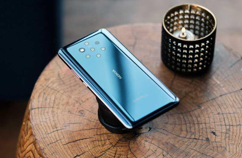 Nokia 9 PureView производительность