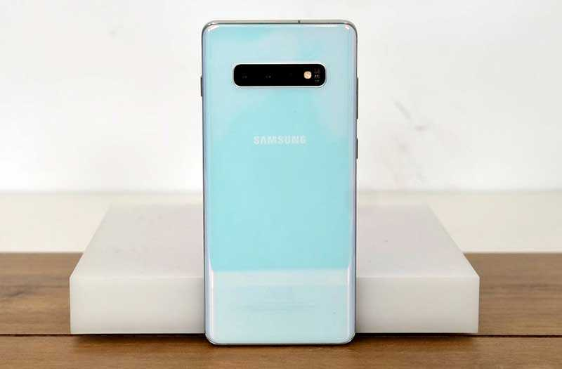 Samsung Galaxy S10 Plus автономность