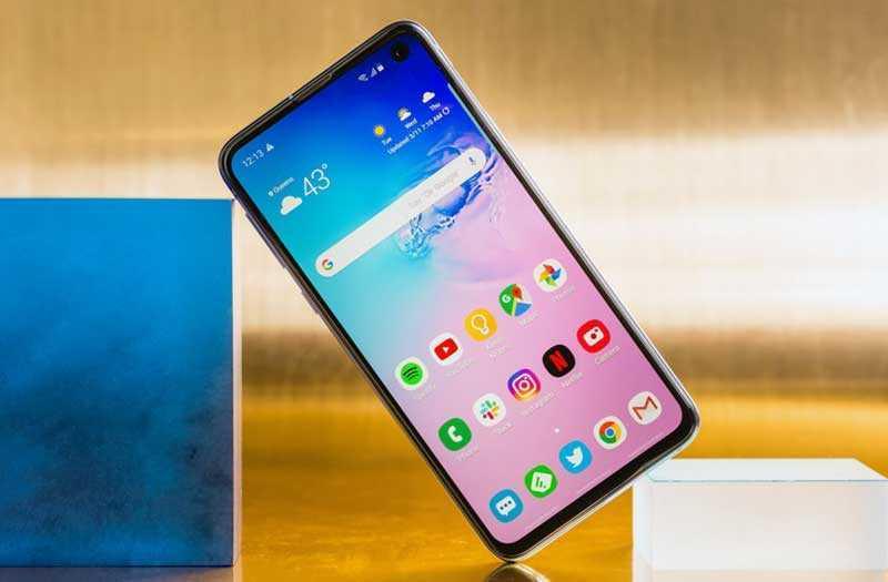 Samsung Galaxy S10e характеристики