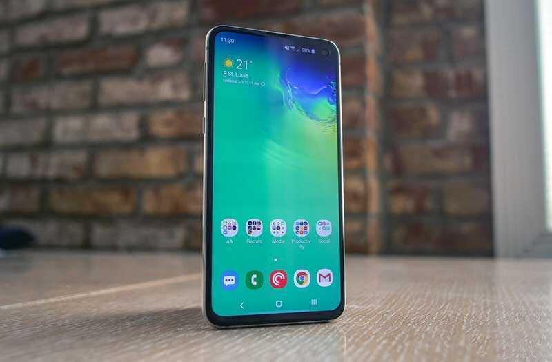 Обзор Samsung Galaxy S10e: навороты по меньшей цене — Отзывы TehnObzor