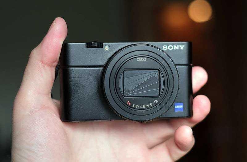 Обзор Sony RX100 VI