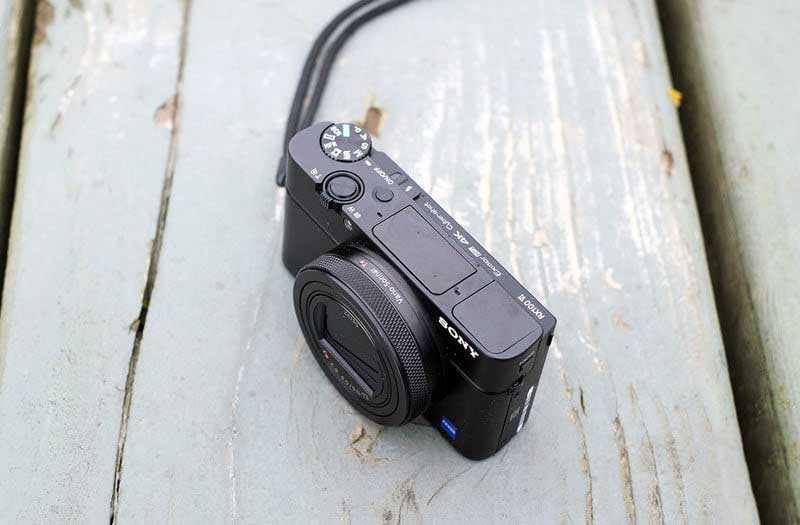 Sony RX100 VI производительность