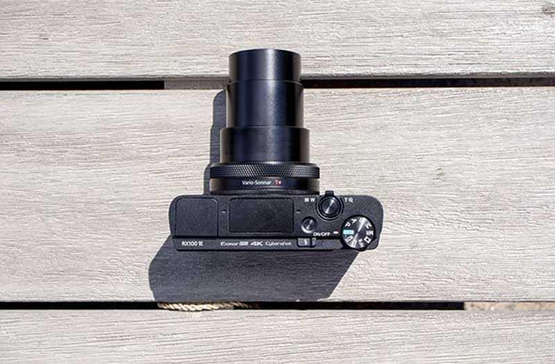 Sony RX100 VI съёмка видео