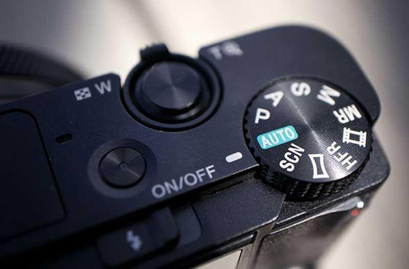 Sony RX100 VI настройки
