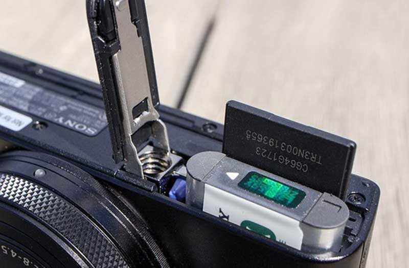 Sony RX100 VI аккумулятор