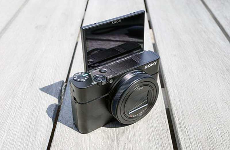 Sony RX100 VI отзывы