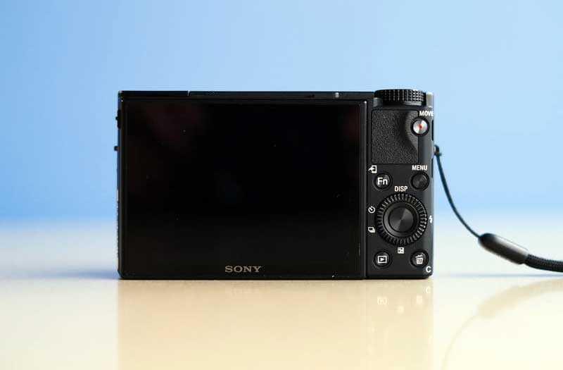 Характеристики Sony RX100 VI