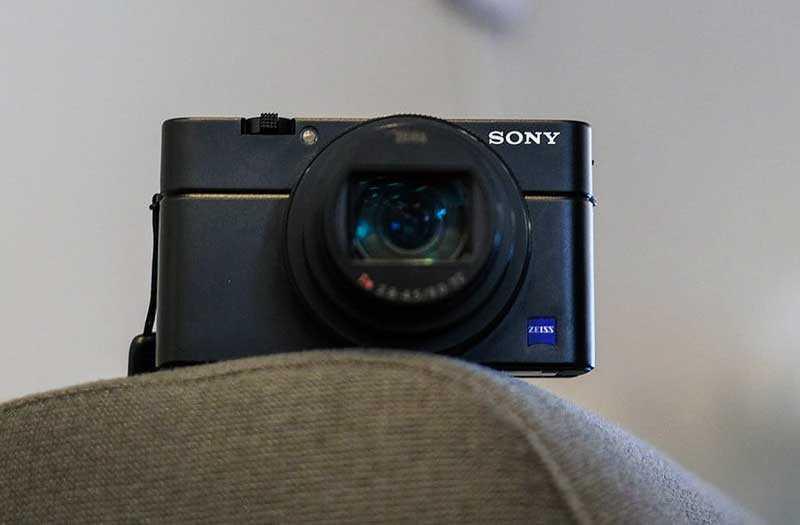 Sony RX100 VI дизайн