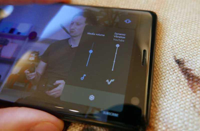 Телефон Sony Xperia XZ3