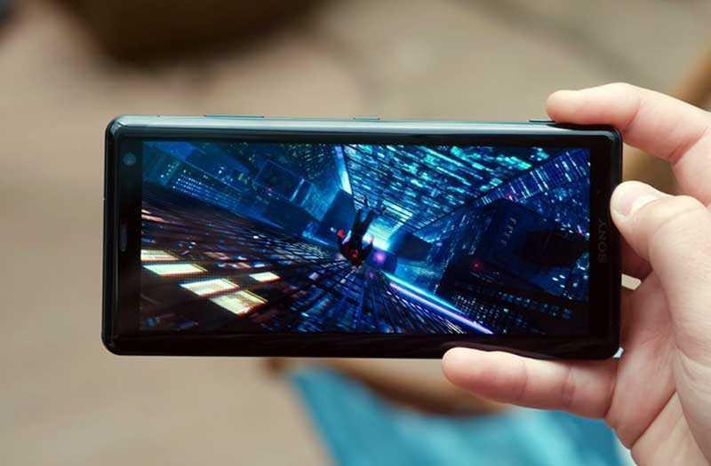 Sony Xperia XZ3 мультимедиа