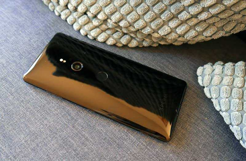 Sony Xperia XZ3 автономность
