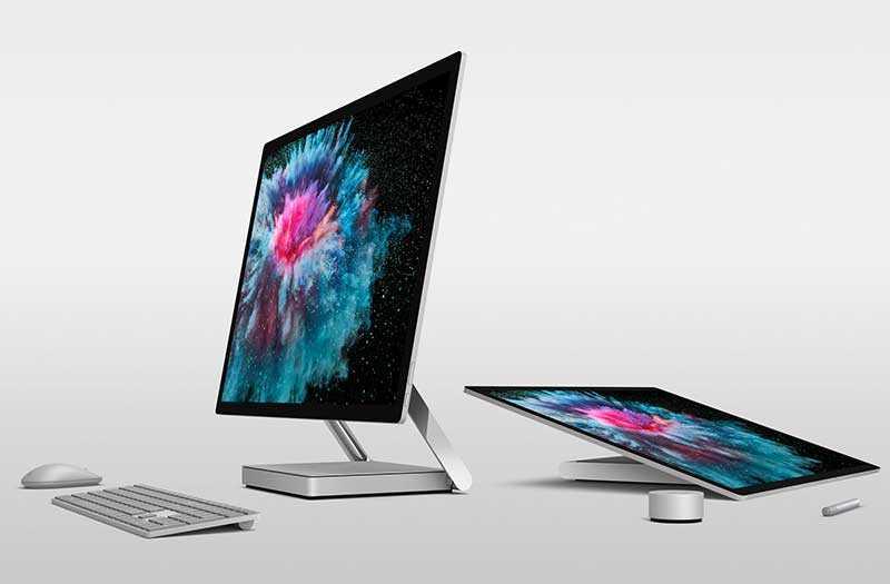 Тест Microsoft Surface Studio 2