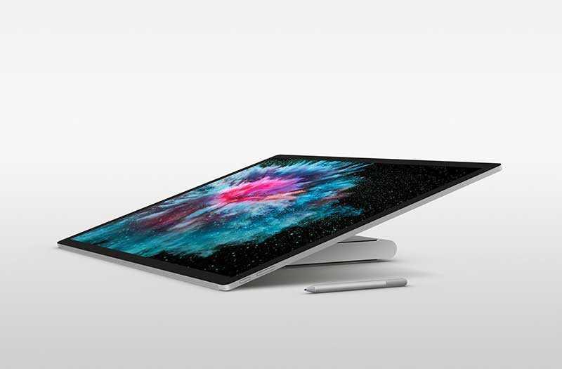 Surface Studio 2 обзор
