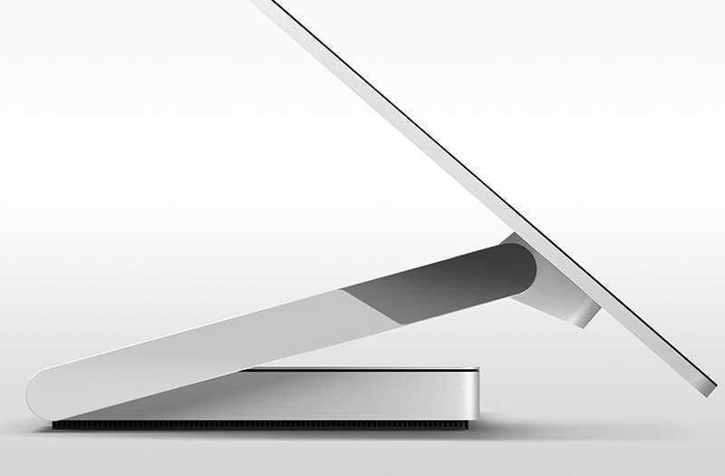 Microsoft Surface Studio 2 особенности
