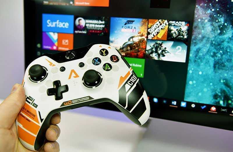 Microsoft Surface Studio 2 игры