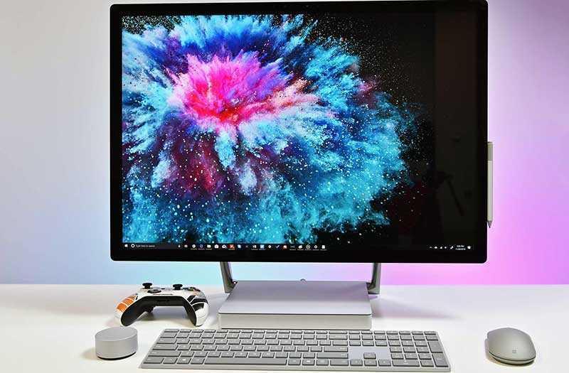 Обзор Microsoft Surface Studio 2 универсальный моноблок — Отзывы TehnObzor