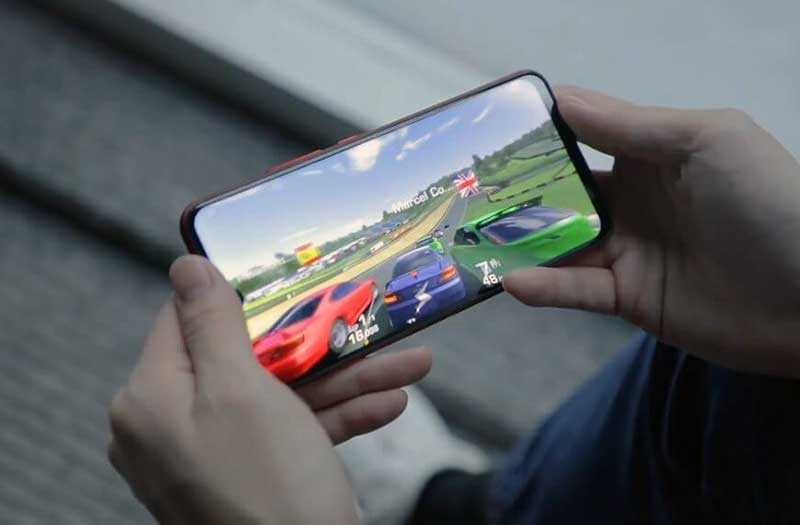 UMIDIGI F1 игры