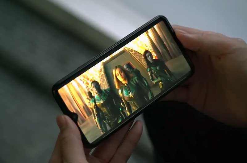UMIDIGI S3 Pro дисплей