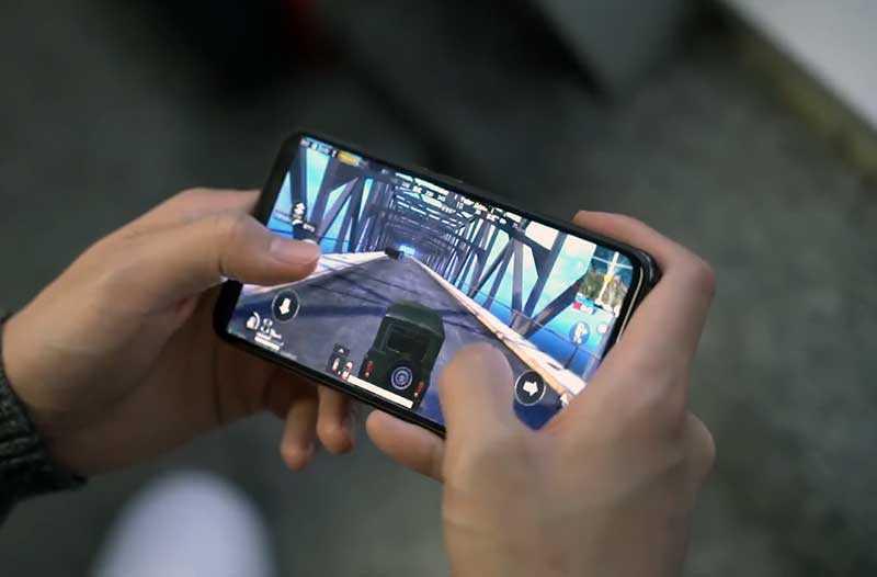 UMIDIGI S3 Pro игры