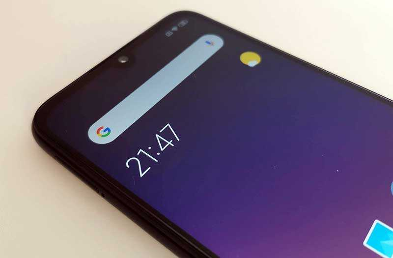 Xiaomi Redmi Note 7 дисплей