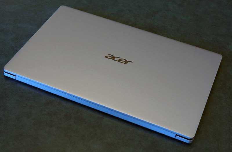 Ноутбук Acer Swift 5 (2019)