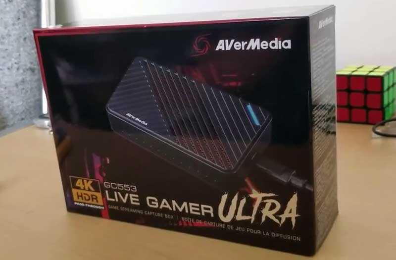 Обзор AverMedia Live Gamer Ultra карты захвата видео в 4K