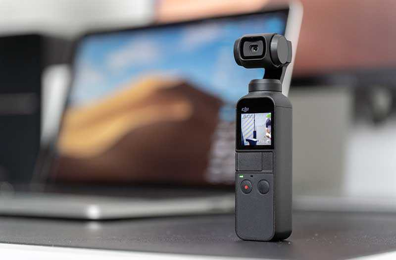 Тест DJI Osmo Pocket