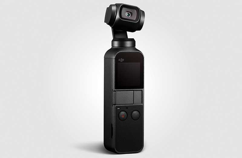 Обзор DJI Osmo Pocket