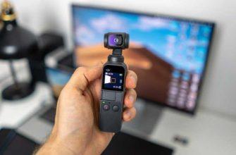 Обзор DJI Osmo Pocket 4K камеры Gimbal в кармане — Отзывы TehnObzor