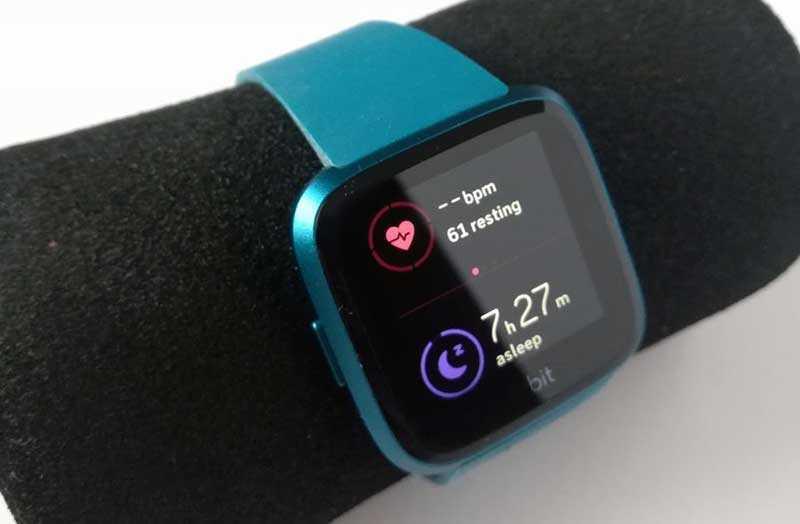 Fitbit Versa Lite Edition фитнес-функции