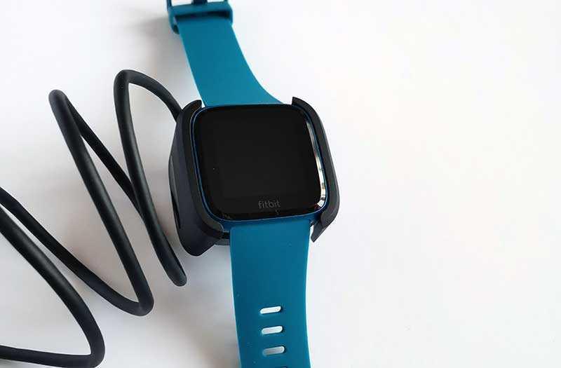 Fitbit Versa Lite Edition автономность