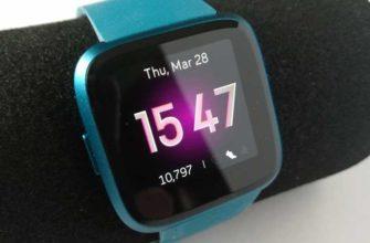 Обзор Fitbit Versa Lite Edition упрощённых часов — Отзывы TehnObzor