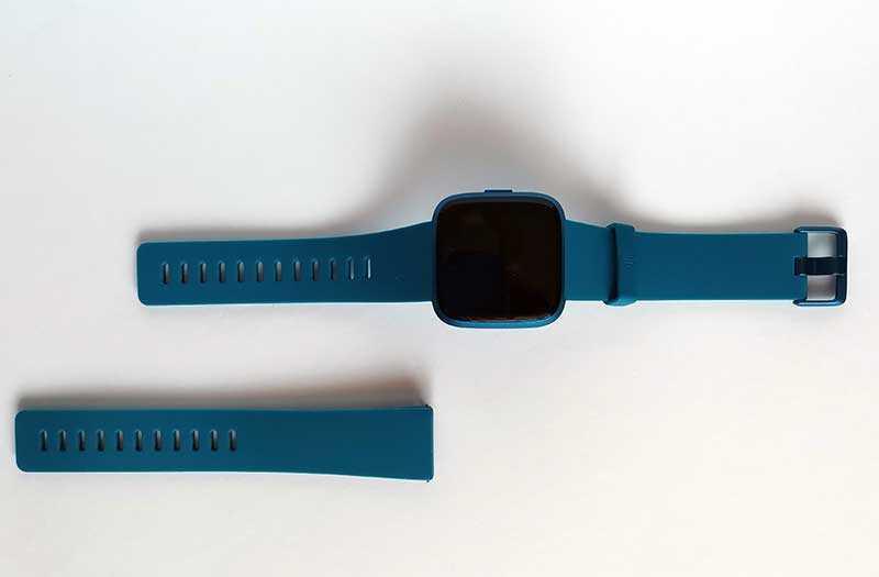 Fitbit Versa Lite Edition дизайн